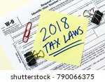 A 2018 federal income tax laws...