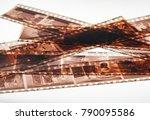 london  england   january 05 ...   Shutterstock . vector #790095586