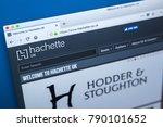 london  uk   january 8th 2018 ... | Shutterstock . vector #790101652