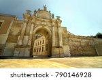 porta rudiae leading to... | Shutterstock . vector #790146928