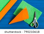 making package in form of... | Shutterstock . vector #790210618