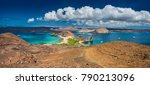 the galapagos islands. panorama ...   Shutterstock . vector #790213096