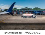 san andres island  colombia _... | Shutterstock . vector #790224712