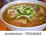 vietnamese food  vietnamese...   Shutterstock . vector #790236865