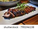 asian modern food  asian modern ...   Shutterstock . vector #790246138