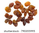Dried Grapes Of Sultana On...