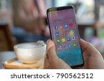 bangkok  thailand   december... | Shutterstock . vector #790562512