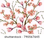 seamless vector floral pattern...