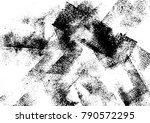 grungy custom made texture... | Shutterstock .eps vector #790572295