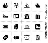 web icons. vector collection...