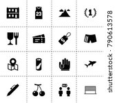 label icons. vector collection...
