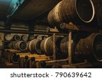 distillery of whisky | Shutterstock . vector #790639642