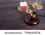 layer justice legal for...   Shutterstock . vector #790664026