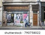 roanne  france  june 2016.... | Shutterstock . vector #790758022