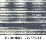 abstract grunge vector... | Shutterstock .eps vector #790774765