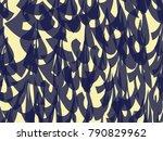 abstract vector background....   Shutterstock .eps vector #790829962