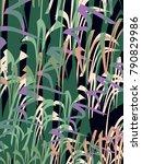 abstract vector background....   Shutterstock .eps vector #790829986