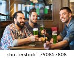 st patricks day  leisure and... | Shutterstock . vector #790857808