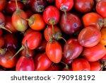 Fresh Fruit Tamarillo On A...