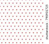 love vector pattern | Shutterstock .eps vector #790931725