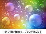 light multicolor vector pattern ... | Shutterstock .eps vector #790946236