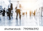 business people crowd at an...   Shutterstock . vector #790986592