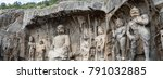 fengxiangsi cave  the main one... | Shutterstock . vector #791032885