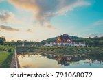 chiang mai  thailand   dec 31 ... | Shutterstock . vector #791068072