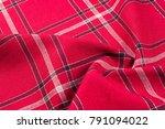 texture  pattern. scottish... | Shutterstock . vector #791094022