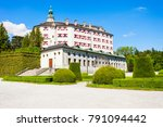 Ambras Castle Or Schloss Ambra...
