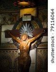 Jesus Christ Crucifixion Insid...