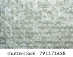 zinc texture or background | Shutterstock . vector #791171638