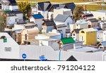 ushuaia  argentina   october 28 ... | Shutterstock . vector #791204122
