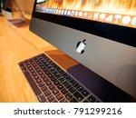 strasbourg  france   jan 11 ...   Shutterstock . vector #791299216