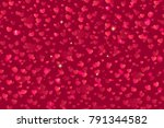 seamless pattern with falling... | Shutterstock . vector #791344582