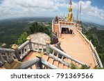 location krabi  attractions of... | Shutterstock . vector #791369566