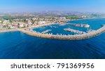 aerial bird's eye view of zygi... | Shutterstock . vector #791369956