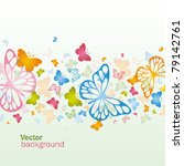 colorful background with... | Shutterstock .eps vector #79142761