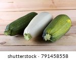 squashes on table | Shutterstock . vector #791458558