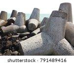 Small photo of Coastal abrasion retarder