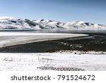 beautiful panoramic view of... | Shutterstock . vector #791524672