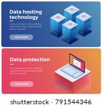 banner. internet equipment... | Shutterstock .eps vector #791544346
