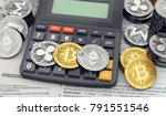 cryptocurrency income tax... | Shutterstock . vector #791551546