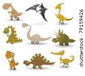 divertido,bestia,dibujos animados,carácter,imágenes prediseñadas,colección,comic,animalitos,lindo,dinosaurio,dibujo,gracioso,elementos,figura,divertido
