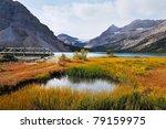 Amazingly Beautiful Lake In The ...
