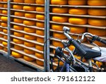 Traditional Cheese Market In...