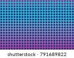 ultraviolet vibrant horizon