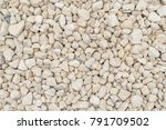 road gravel texture. gravel... | Shutterstock . vector #791709502