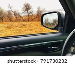 suv crossing the wilderness   Shutterstock . vector #791730232