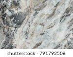 gray light marble stone texture ... | Shutterstock . vector #791792506
